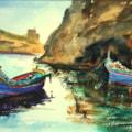 Xlendi Fishing Fleet