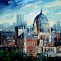 London Skyline, Impression.
