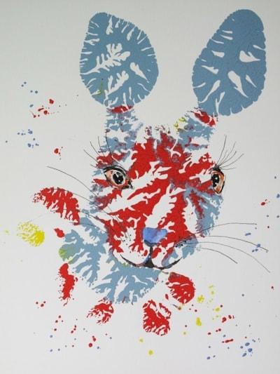Dendritic Bunny