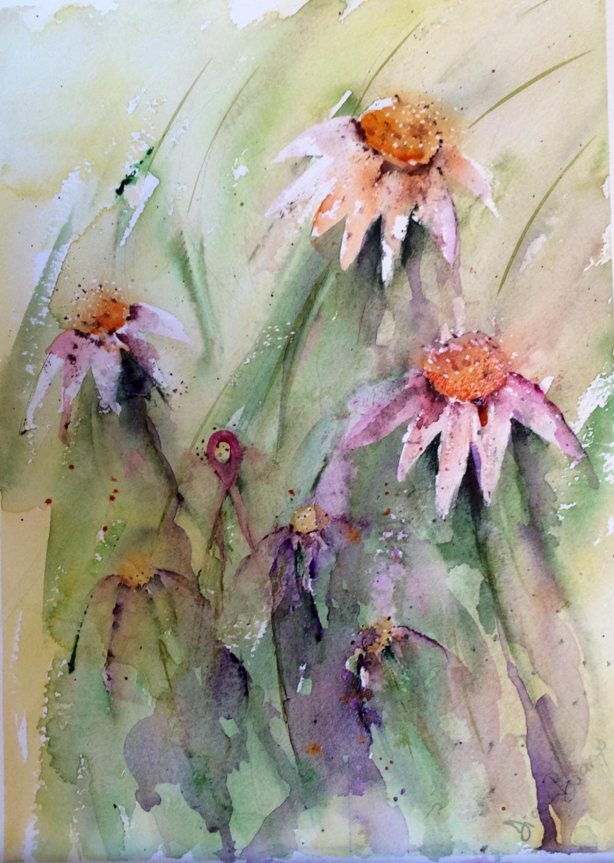 Imaginary florals
