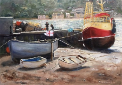 Teignmouth Harbour