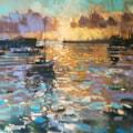 Harbour sunrise