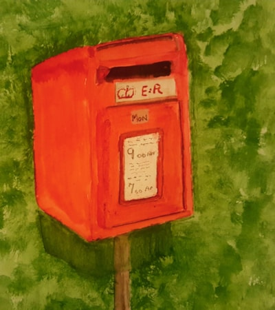 local post box