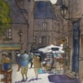 At Sarlat