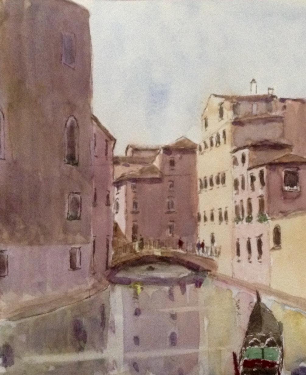 Venice a Reflections/2