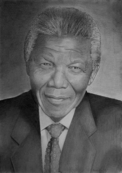 Nelson Mandela 1918--2013