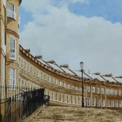 Lansdown Crescent, Bath