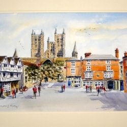 LINCOLN CATHEDRAL;
