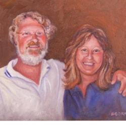 Edward and Tracy Pollock
