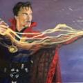 Benedict Cumberbatch - Dr Strange