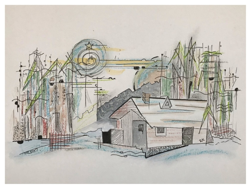 Log Cabin (Forum Challenge)