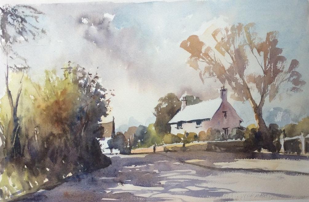 Cottage near Stoke by Nayland