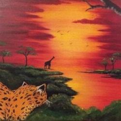 african serenity