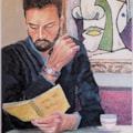'Perfect day...Hemmingway, Picasso and double espresso'