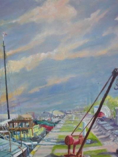 Yorskhire Waterways Museum, Goole