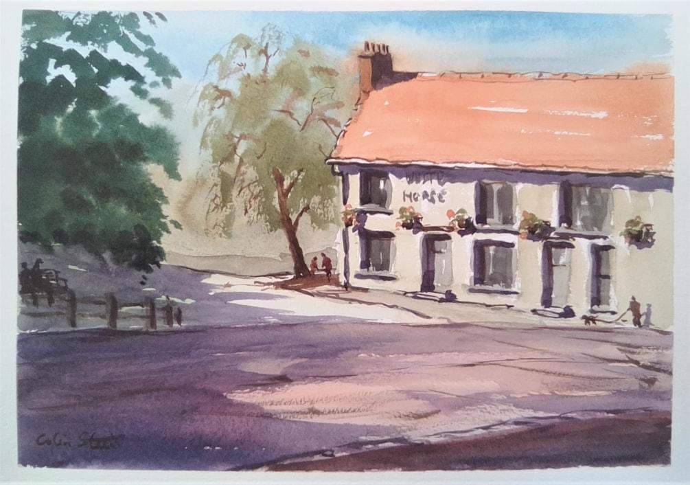 White Horse, Gt. Baddow, Essex.