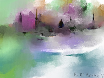 Venice in Dreamtime
