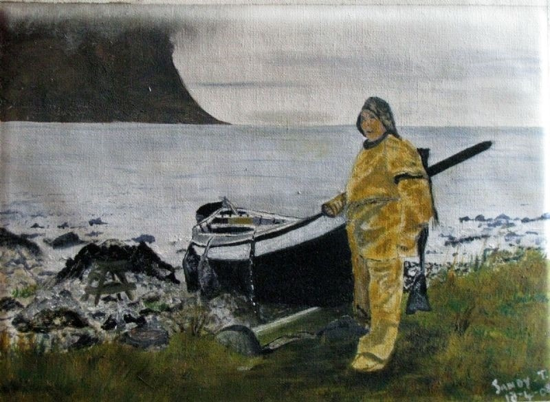 OLD FISHER MAN