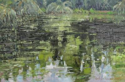August Afternoon, Bramley Lake
