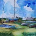 Morston Boat Park