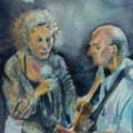 Carol King and James taylor