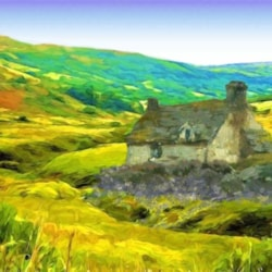 Welsh Mountain Cottage