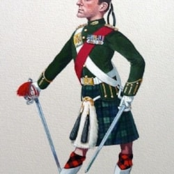Commanding Officer, 2nd Battalion The Royal Regiment of Scotland