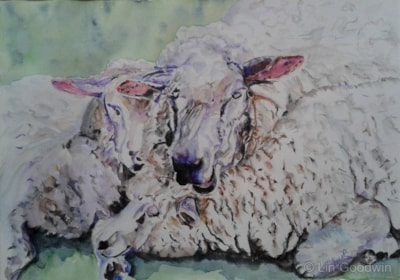Sheep Heap