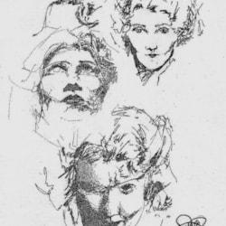 "Marie Magdalene ""Marlene"" Dietrich"