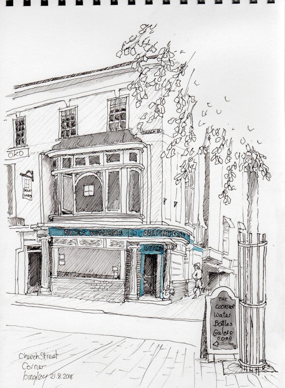 Church Street Corner