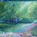 wondrous lights (30x40cm canvas in Oil)