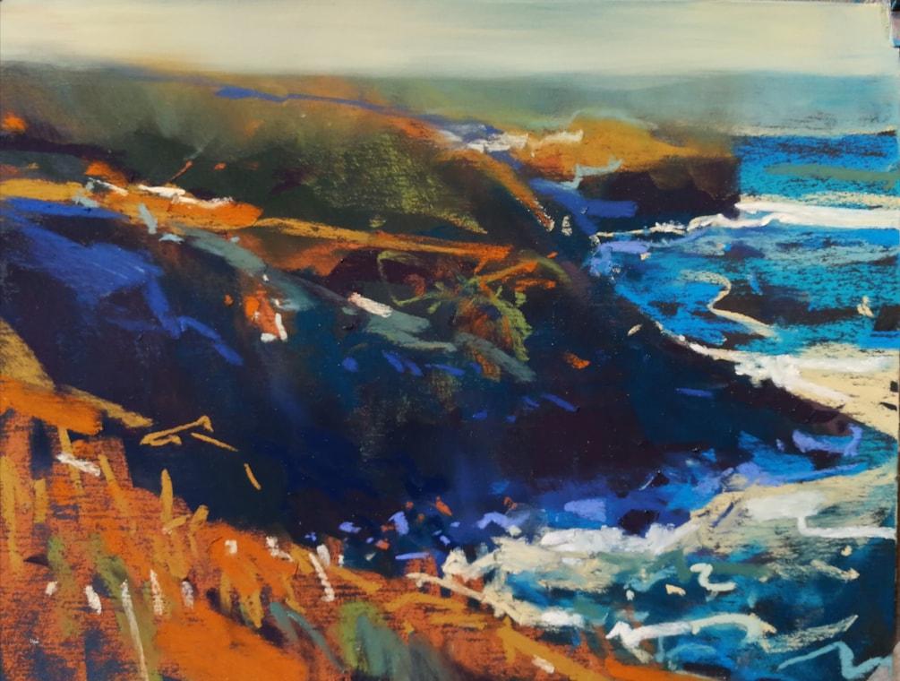 North Cornish coast