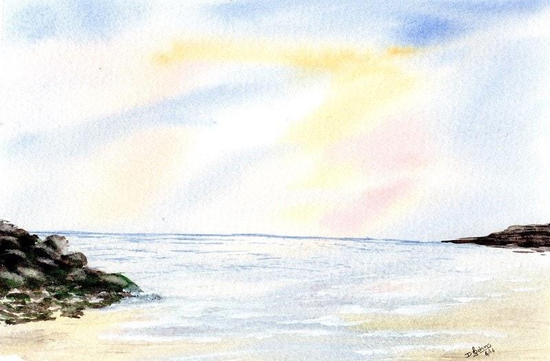 Far away oceans