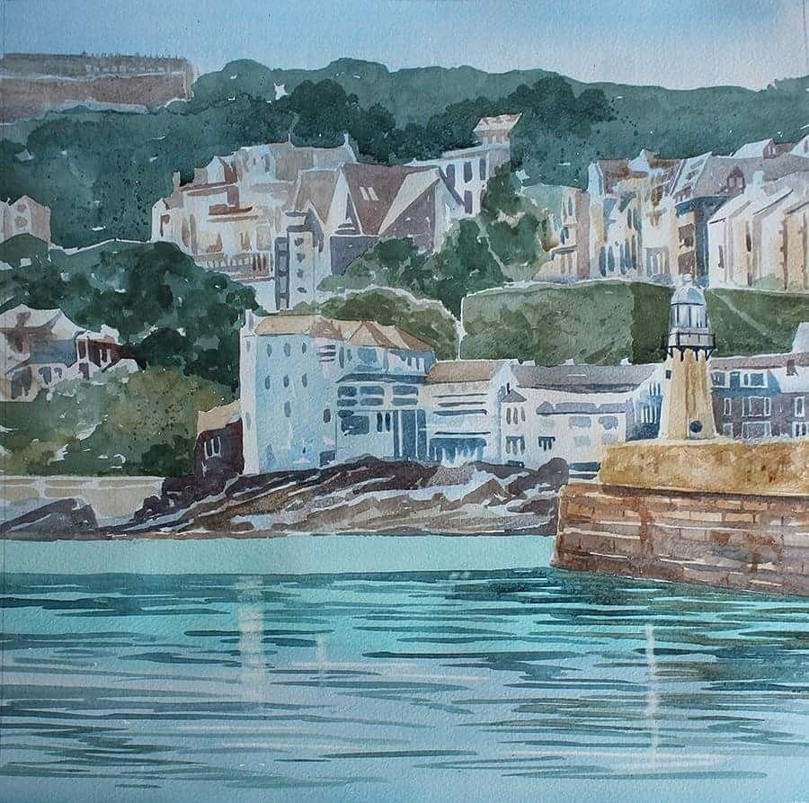 St Ives and Smeaton's Pier