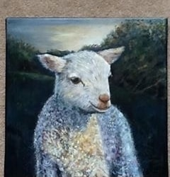 Little me, little lamb