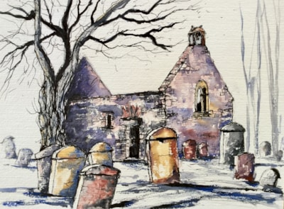 The Auld Kirk, Alloway.