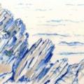 Rocks at Clachtoll beach