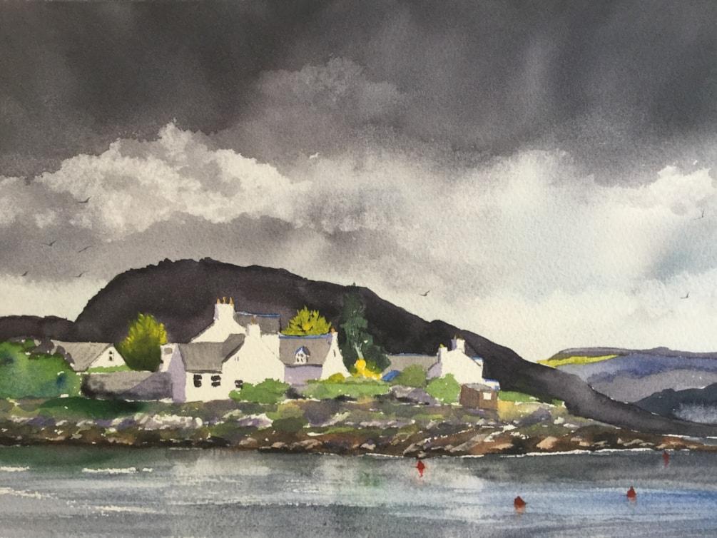 Stormy Plockton