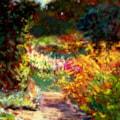 Summer at the Walled Garden