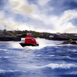LIFE BOAT (SOLD)
