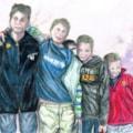our four boys!