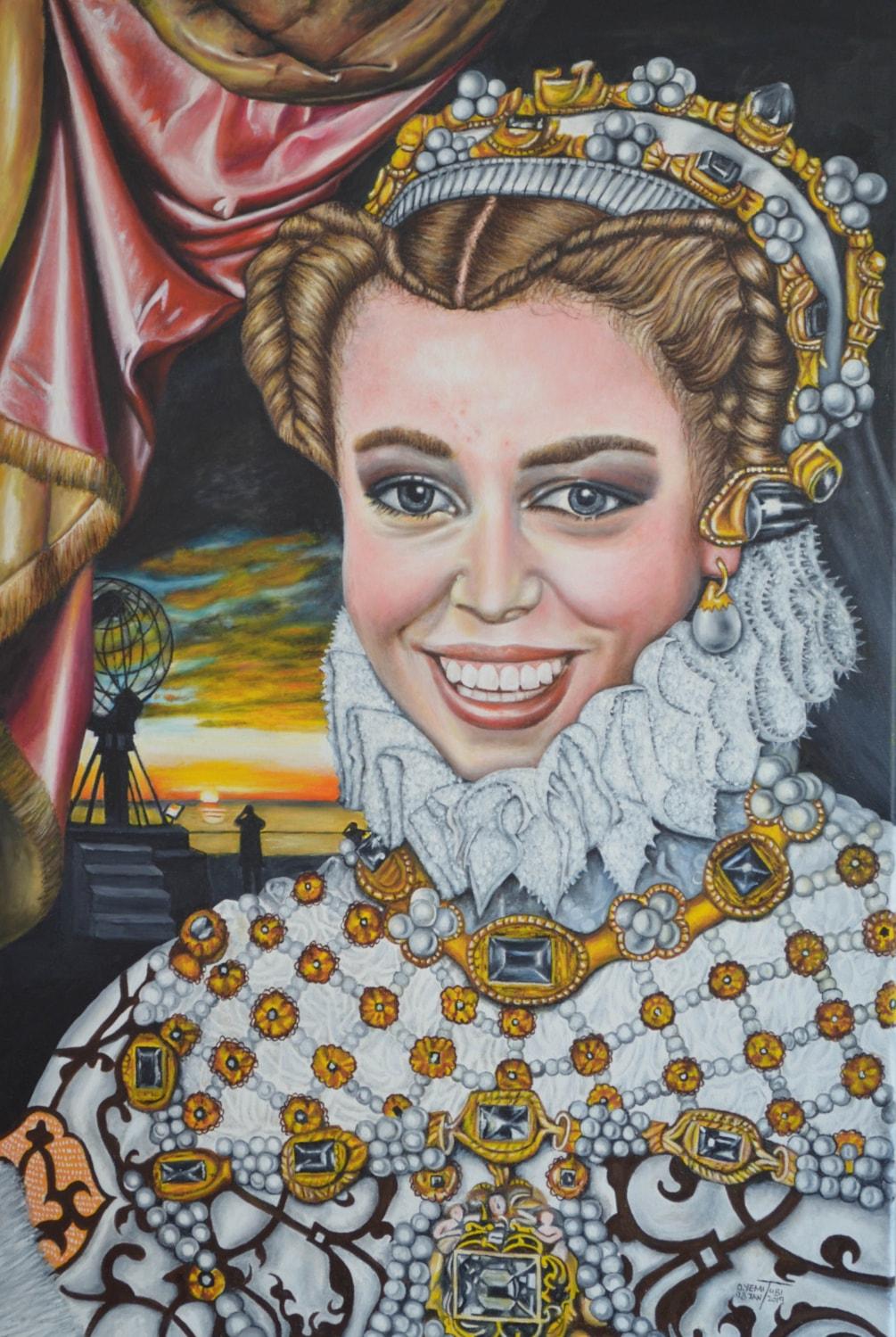Lady Merete of Norway