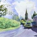 Llangarron  Herefordshire