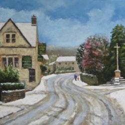 My Village in Winter