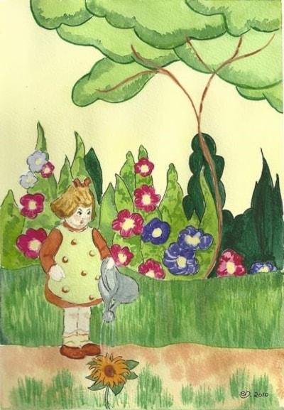 Clarice's Garden