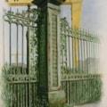 Titanic Gates - Belfast Shipyard