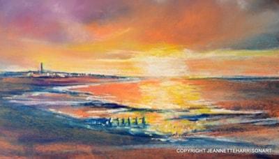Sheerness Sunset