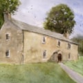 A Pennine Farmhouse.