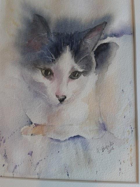 Debbie's Cat