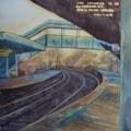 St Erth Station At Sundown